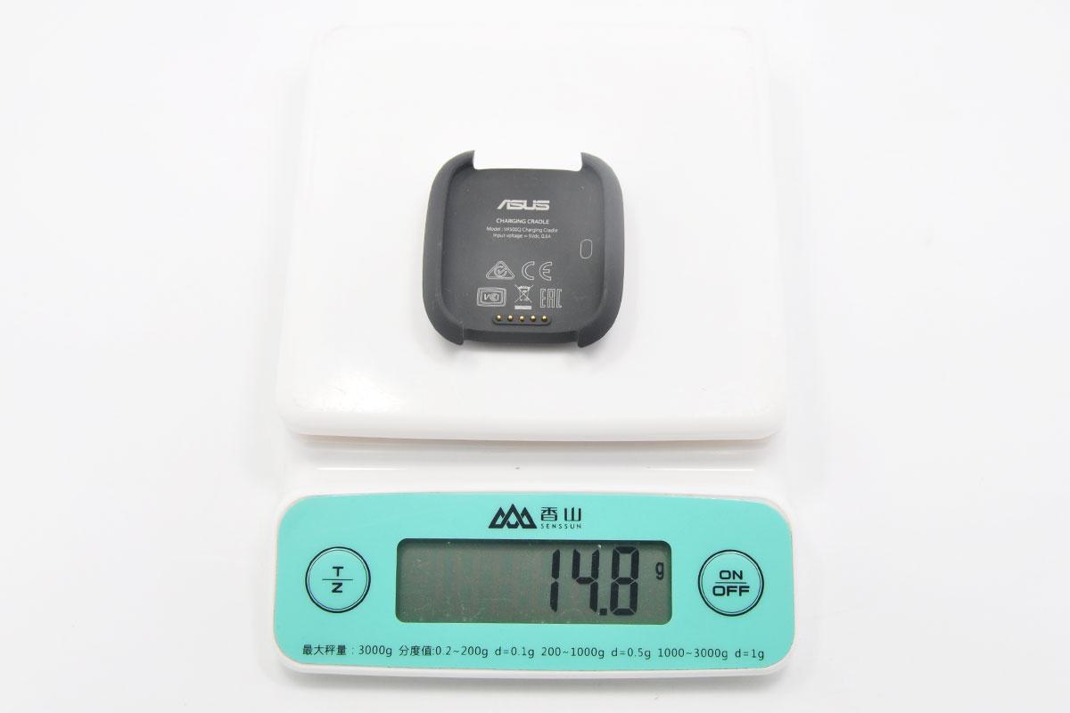 二手散装ASUS华硕ZenWatch WI500Q SM智能手表一代充电器