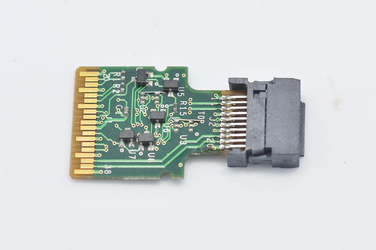 迈络思Mellanox原装正品655874-B21 - HP QSFP/SFP+ Adapter Kit - 655902-001模块转换器