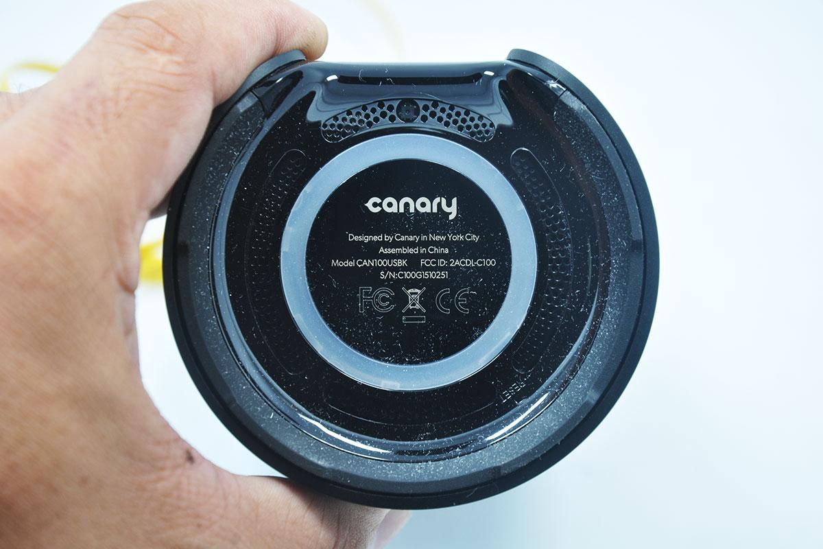 新到货100多个CANARY All-in-One Home Security Camera 远程网络摄像头 家用安防