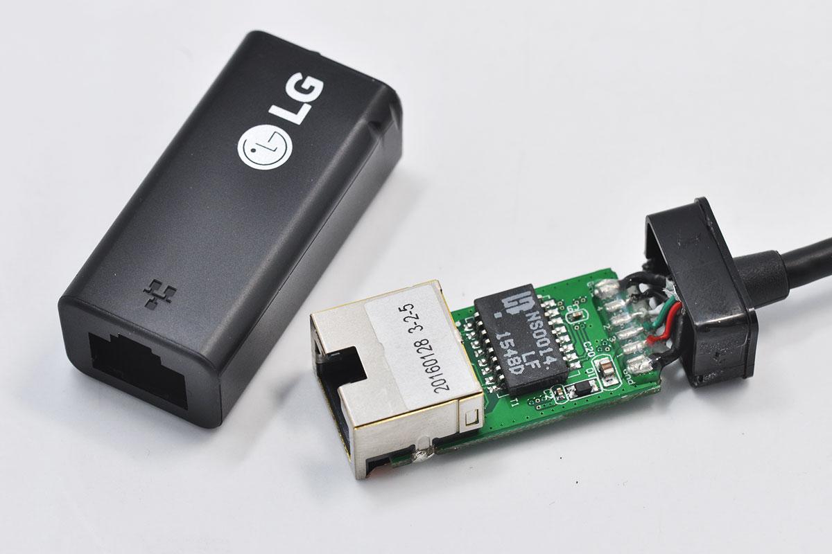 新到货442条原装正品LG Gram14 超级本13Z940-MFS7L  RTL8152B安卓平板电脑micro usb网卡RJ45有线上网卡MSIP-REM-MII-EAD62628501