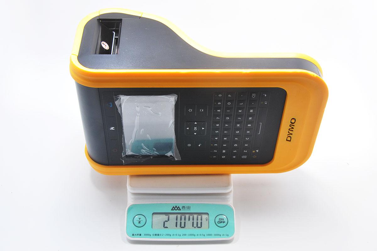 全新原装DYMO XTL™ 500 Label Maker 54MM工业标签打印机1868815