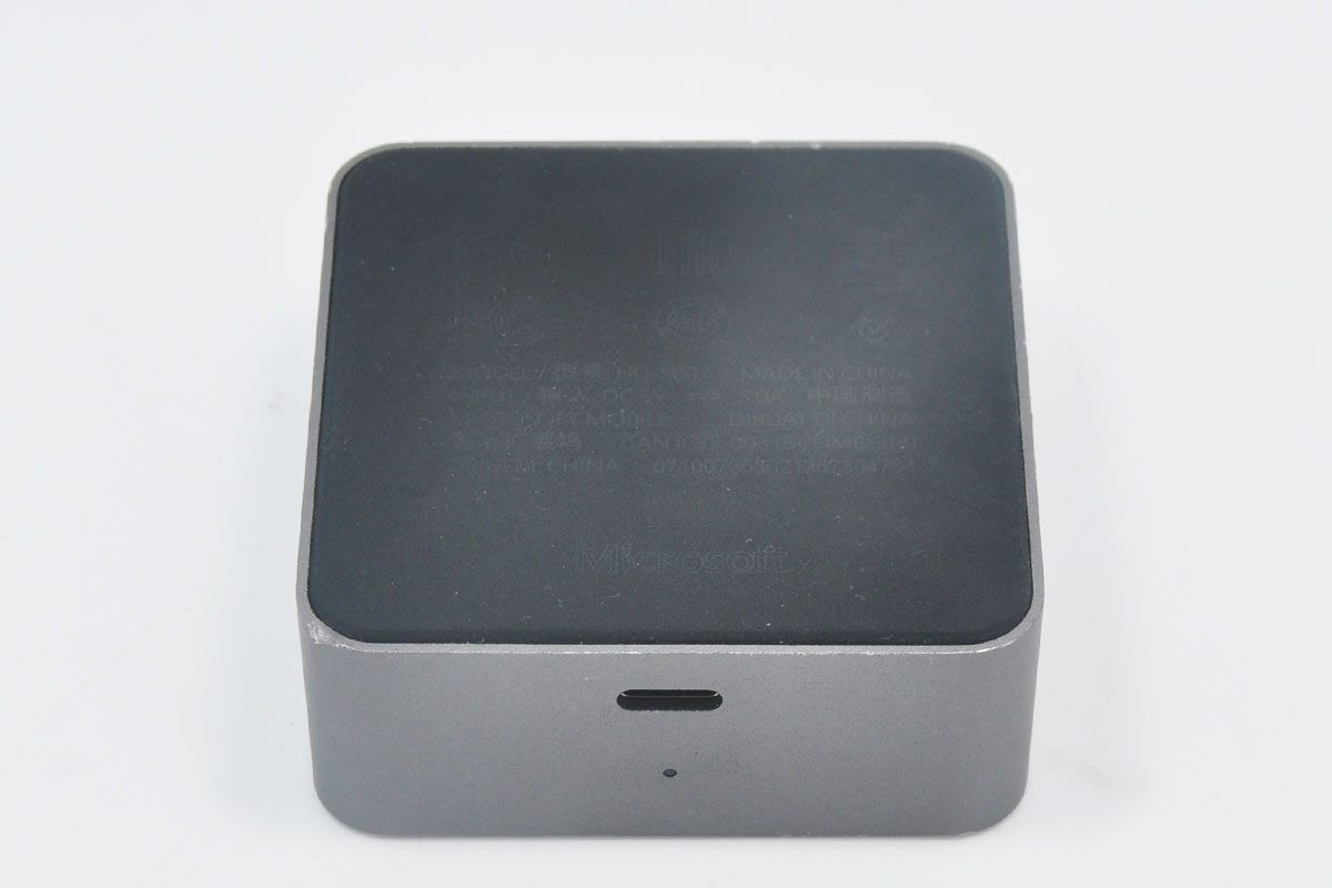 新到货50个微软Microsoft Display Dock扩展坞 lumia950xl 微软手机显示扩展坞HD-500手机盒子