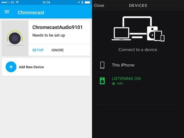 售完存档:新到货16个谷歌Google Chromecast Audio 无线音乐传输RUX-J42 WIFI无线音频