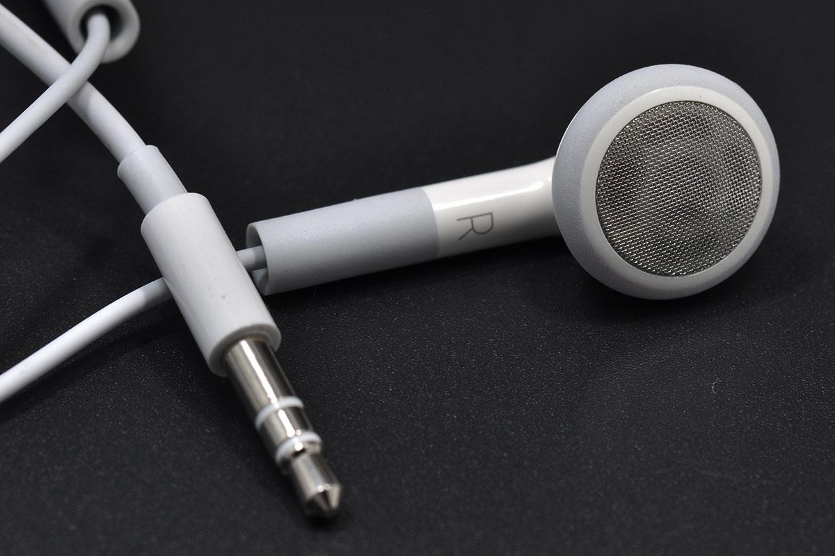 新到货300条苹果二代classic touch IPOD nano 2 配机耳机 MP3耳机  2代 ipod 耳机无线控通用MP3