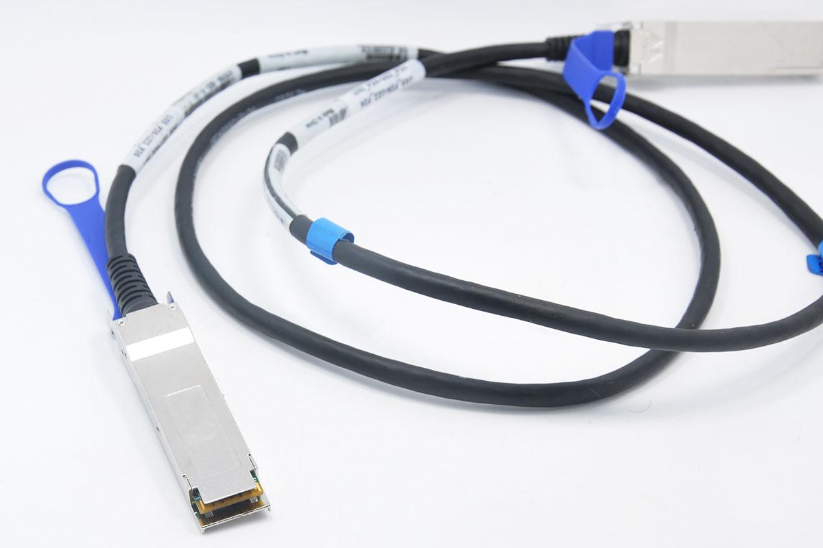 1.5米长HP惠普56G 670759-B23 QSFP IB FOR Copper Cable高速电缆组件 Mellanox passive copper InfiniBand 线674850-001