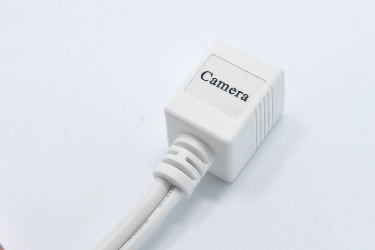 新到货POE摄像头供电线 POE分离器 网络摄像机监控头供电模块分线器