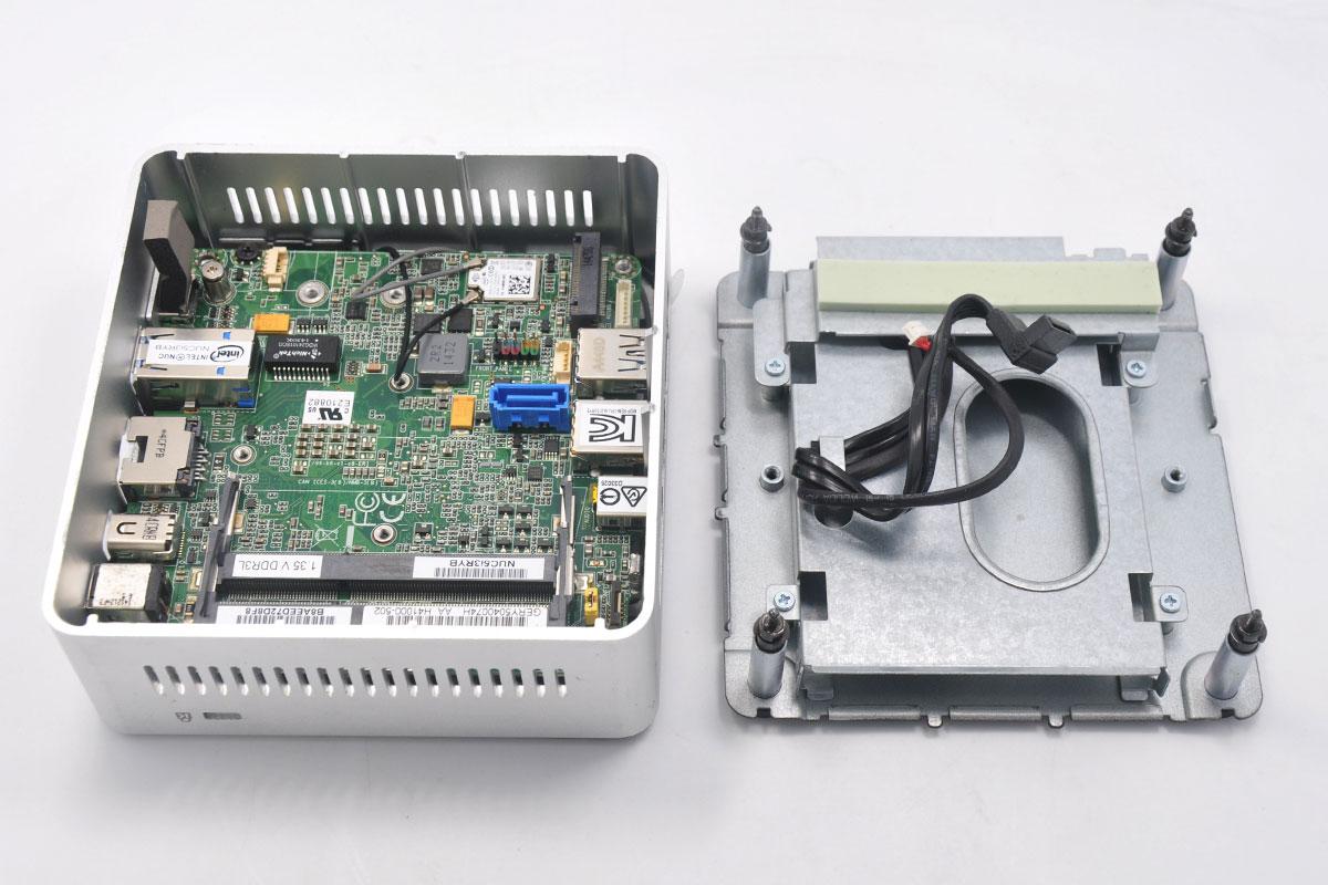 售完存档:第五代Intel英特尔® NUC5i3RYH 酷睿™ i3-5010U 处理器 HD5500显卡