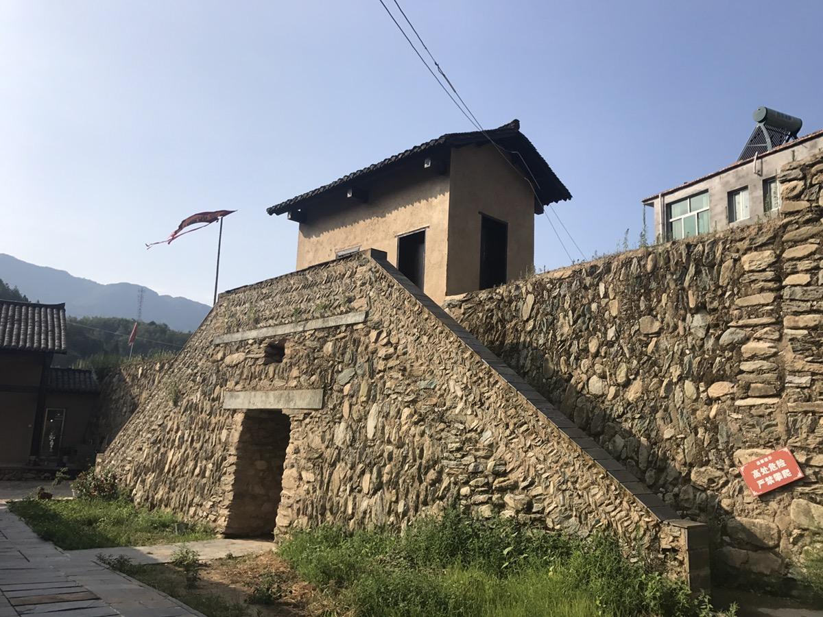 从安康凤堰古梯田--到汉中--张骞墓