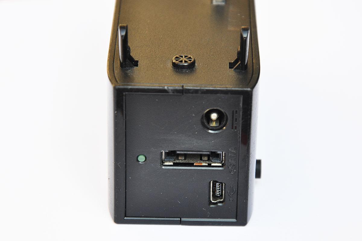 希捷3.5英寸Backup Plus硬盘盒USB/ESATA接口模块