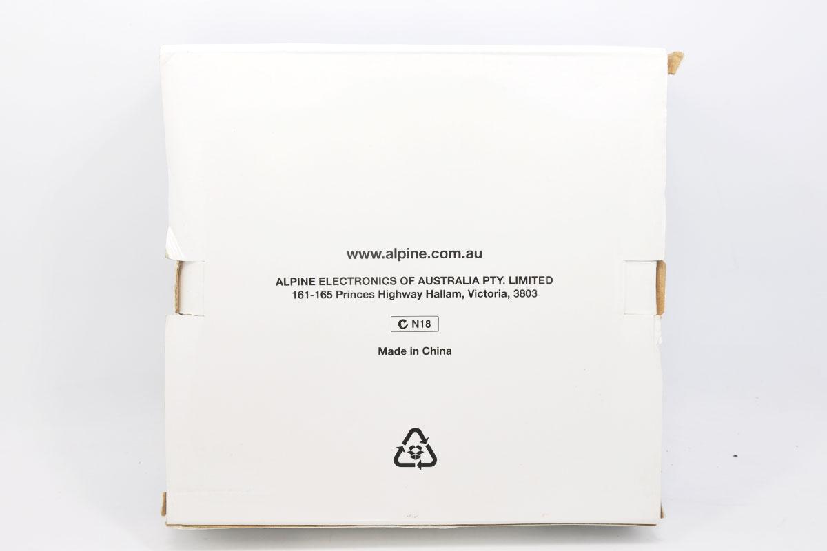 原装正品阿尔派Alpine SHS-N115汽车载吸顶头枕后排头枕DVD显示器红外线无线耳机