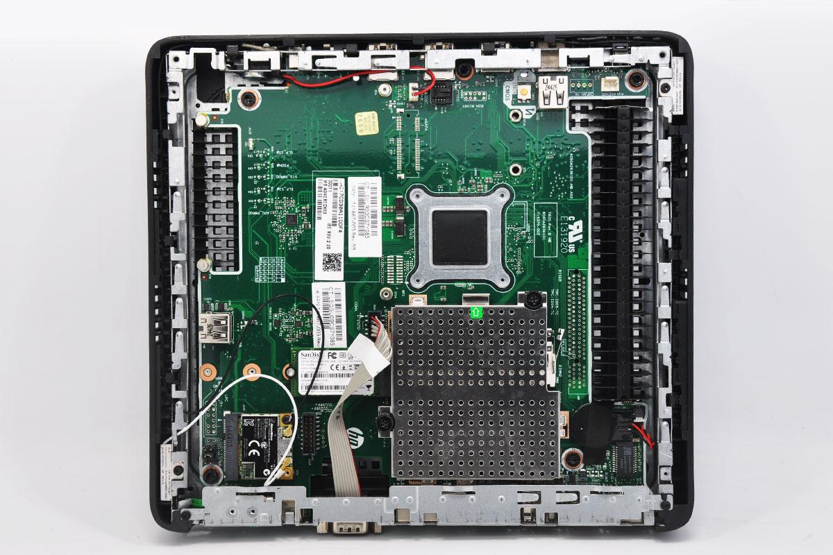新到货135台 HP T620 灵动瘦客户机GX 217GA 4G内存16G硬盘APU 双核处理器硬盘高清播放器WIN10小主机