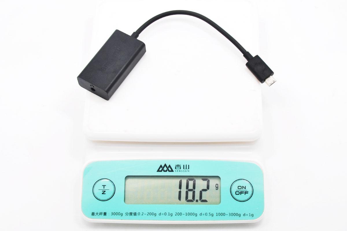 亚马逊Kindle Paperwhite Audio Adapter音频适配器 适用于VoiceView的Kindle电子阅读器