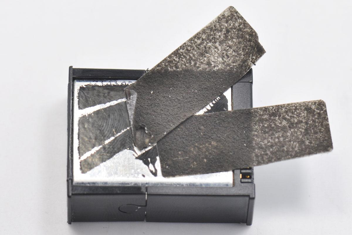 禄来Rollei 500 运动相机原装电池也适用于黑狗Hero 3+ GLCON GLW08 1180mHA