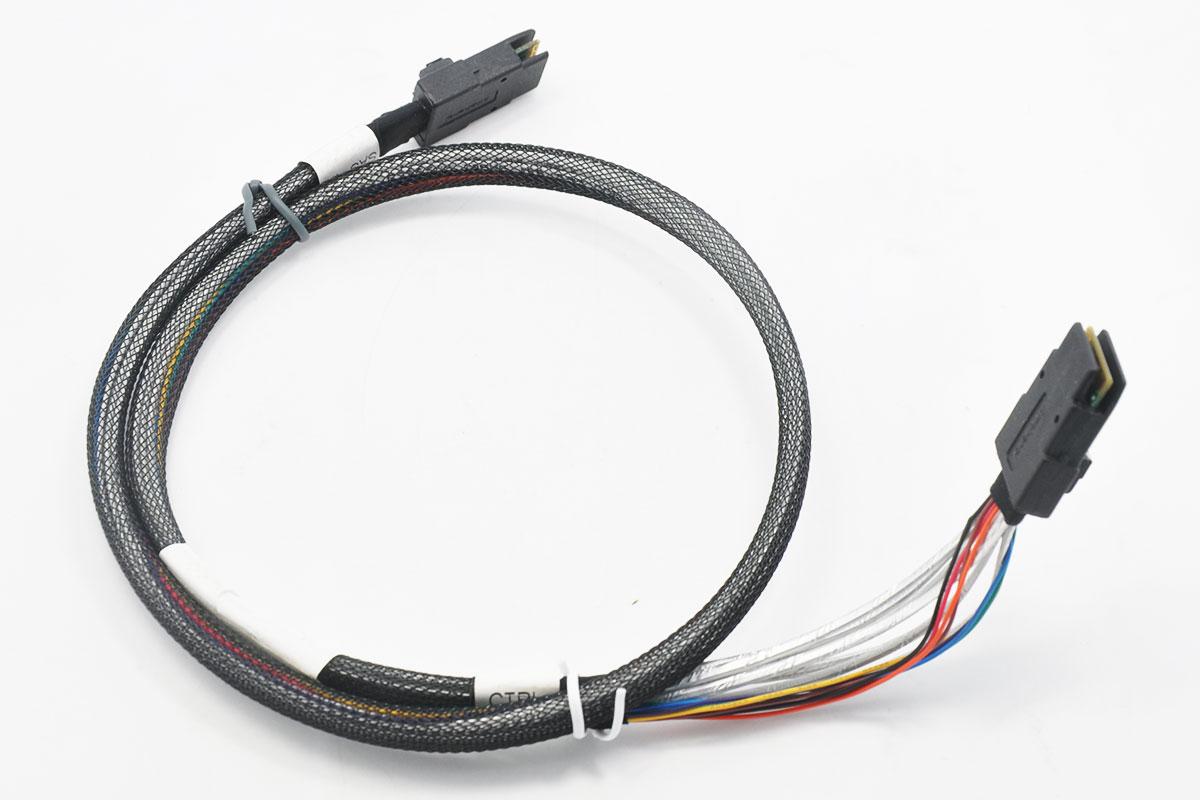 Amphenol安费诺 SAS硬盘线 DD0S2MTHP00 RMS36-1986 36p to 36p SFF-8087对SFF-8087 MiniSAS