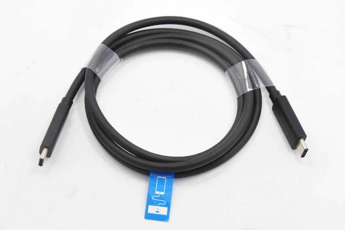 原装微软lumia 950 950XL Display Dock手机扩展坞专用数据线usb3.1 Type-c公对公口专用线