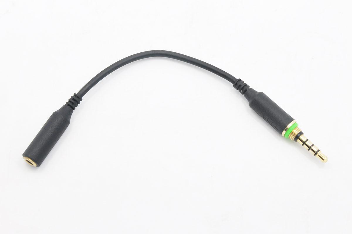 原装美国LifeProof Case苹果iPhone6/6s Plus 防水手机壳音频转接线 4节3.5MM延长线公转母