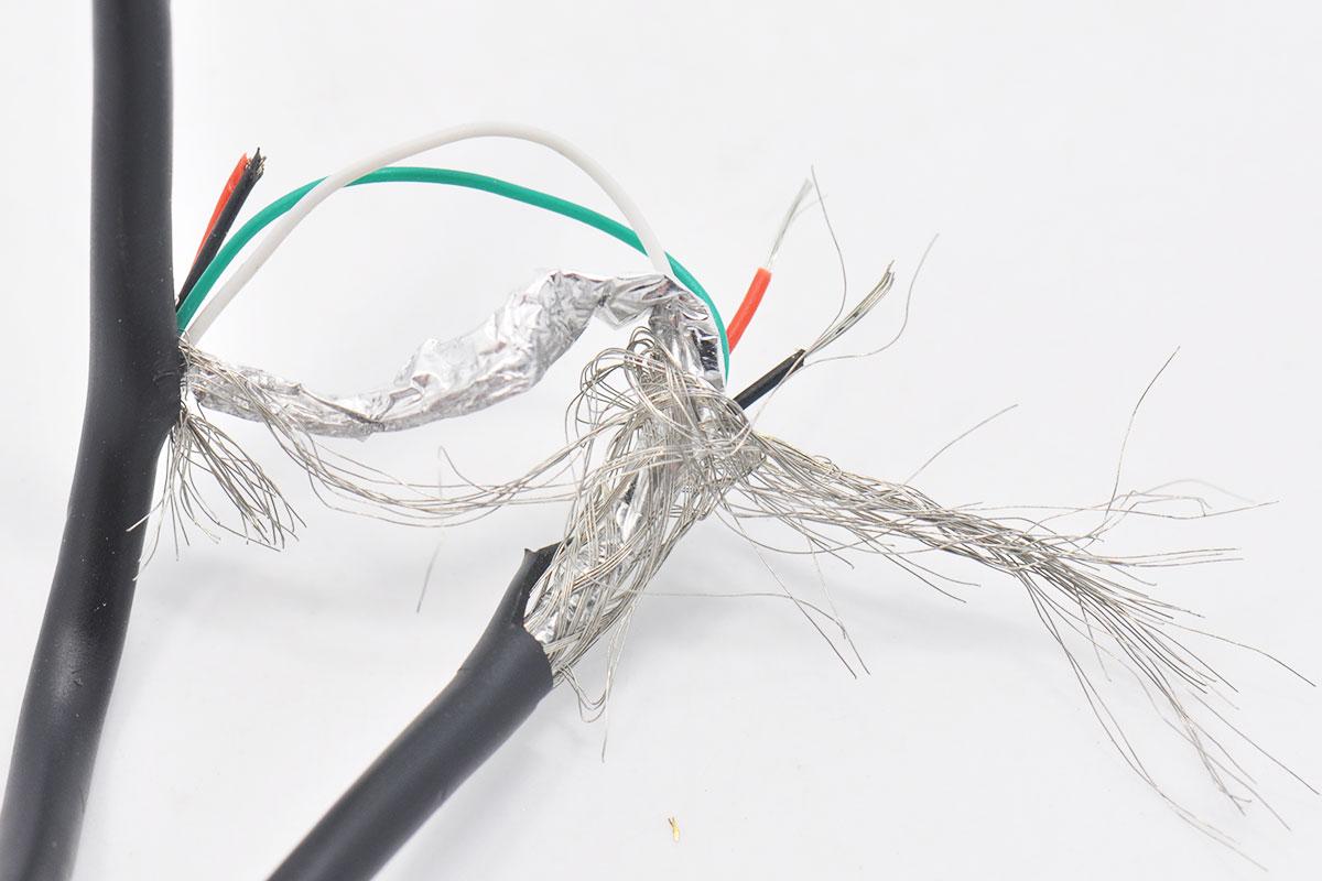 新到货800条汽车音响U盘转接头T口梯形转USB母口转换器mini-b MiniUSB 连接线