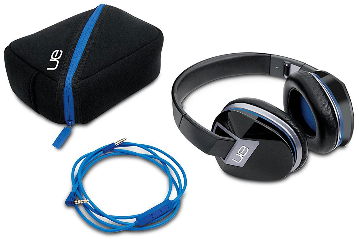 新到货一千多条原装罗技UE罗技UE-6000耳机线控麦克风 线控带麦耳机AUX对录线
