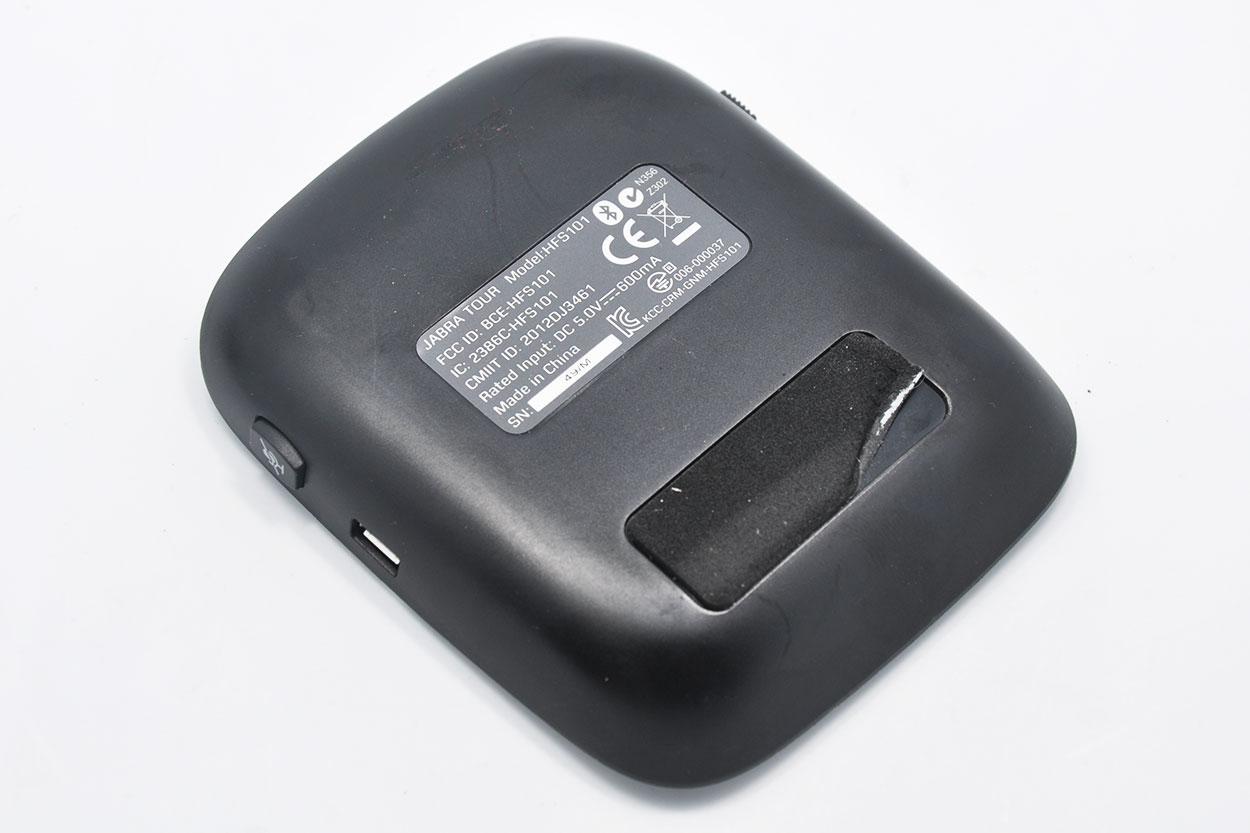 新到货几百个捷波朗 Jabra TOUR 途悦 车载蓝牙 免提扬声器 高清中文语控HFS101